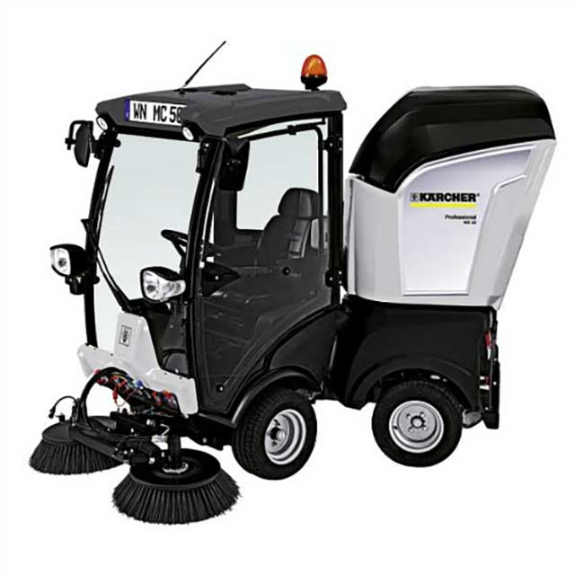 MC 50 Mini Road Sweeper